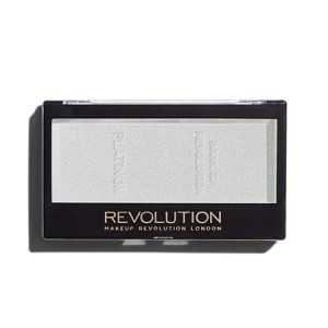Makeup Revolution Ingot Highlighters Platinum