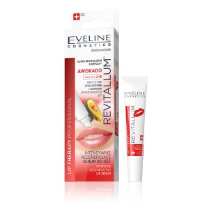Eveline Revitallum Regenerujące Serum do ust 12 ml