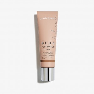 Lumene Blur Podkład 6 Golden Light 30 ml