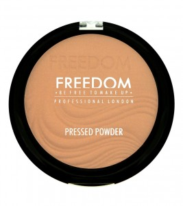 Freedom Makeup Puder do twarzy 101 translucent