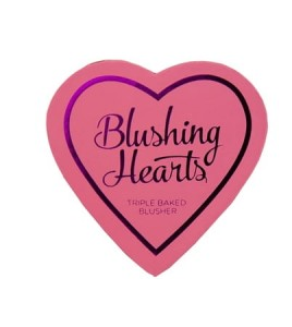Makeup Revolution I Heart Makeup Blushing Hearts Róż Blushing Heart 10 g