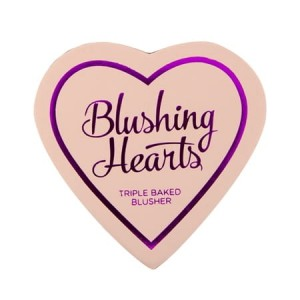 Makeup Revolution I Heart Makeup Blushing Hearts Róż Iced Hearts 10 g