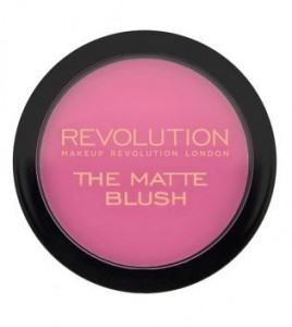 Makeup Revolution The Matte Blush Róż do Policzków Dare