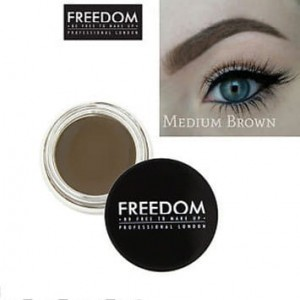 FREEDOM Pomada do brwi Medium Brown 2,8 g
