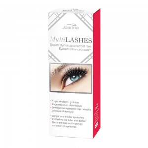 Joanna MULTILASHES serum do rzęs 4 ml