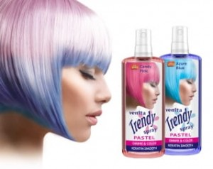 Venita Spray Trendy Color Pastel