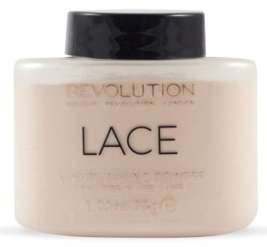 Makeup Revolution Lace Baking Puder sypki 35g