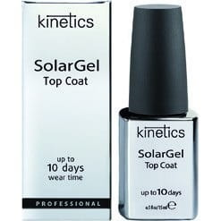 Kinetics Solargel Top Coat 15 ml