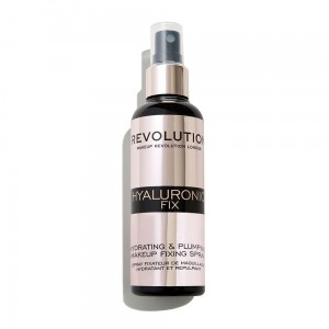 Makeup Revolution Hyaluronic Fixing Spray utrwalacz makijażu w sprayu 100 ml