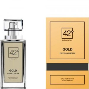 42 by BeautyMore GOLD Edition Limitee Woda Perfumowana dla Niej 50 ml