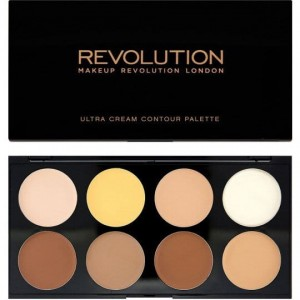 MAKEUP REVOLUTION - ULTRA CREAM CONTOUR