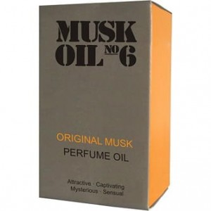 GOSH Musk Oil No 6 woda perfumowana 10 ml