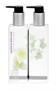 Kinetics Jasmine & White Musk Balsam Do Rąk i Ciała 250 ml