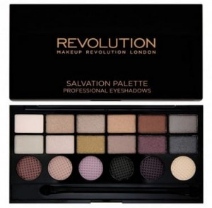 Makeup Revolution Girls on Film Paleta Cieni do Powiek