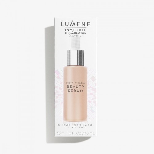 6412600818864 Lumene Invisible Illumination Serum Tonujące Universal Medium 30 ml
