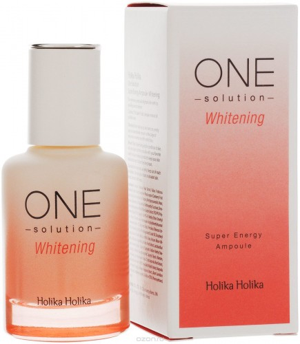 Holika Holika One Solution Whitening Serum do twarzy wybielające 30 ml