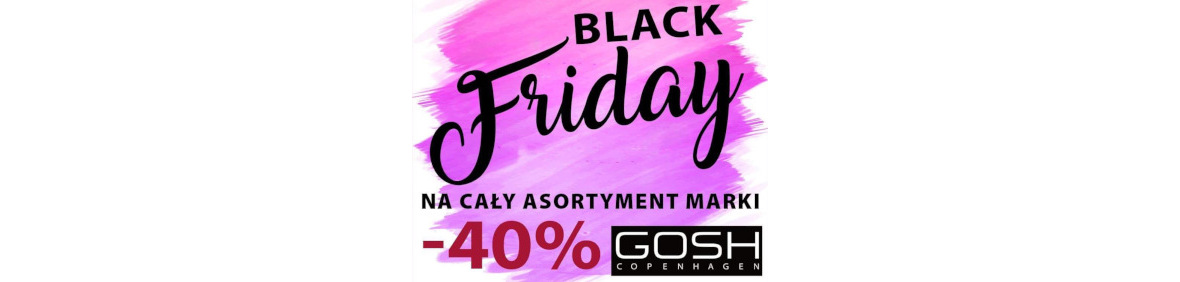 Lumene Black Friday GOSH 2018