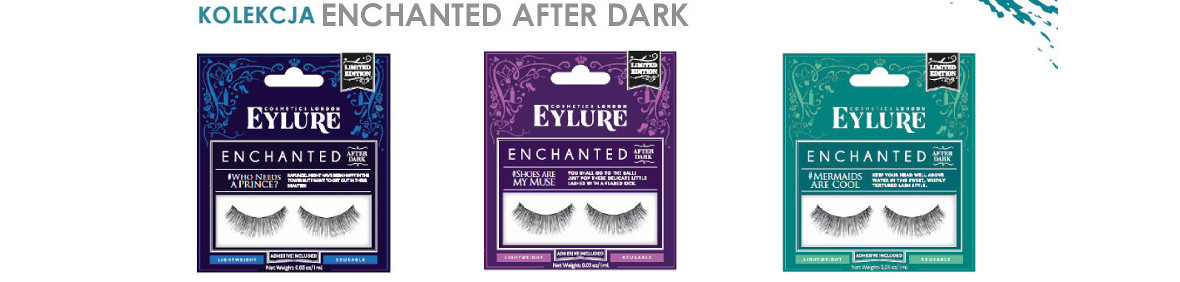 Eylure Enchanted After Dark edycja limitowana